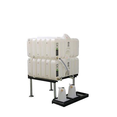 envirostax Twin 303 Litre Complete Gravity System ES-303-2