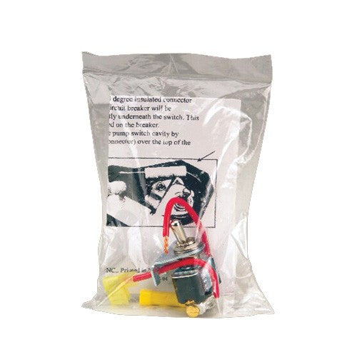 GPI   Retrofit Switch Kit 12V for M150 Fuel Pump (Fits all Rev.) 110531-01