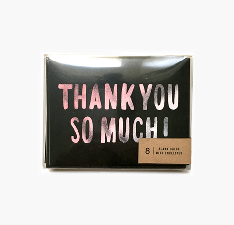 Thank you so much - Boxed Set