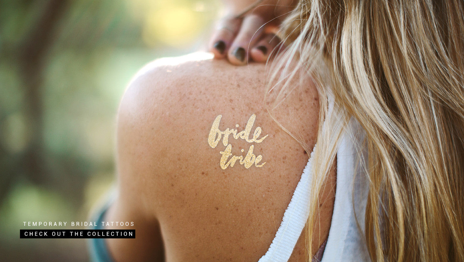 BRIDE TRIBE TATTOO