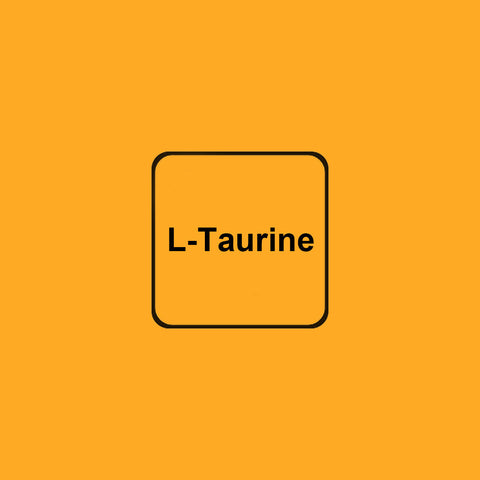 taurine is an essential amino acid, it's  valuable as a Nootropic. It's uses include lowering lower blood pressure, treat hepatitis, high cholesterol, congestive heart failure and attention deficit-hyperactivity disorder.