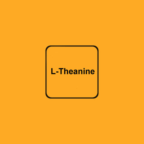 L-theanine is a calming supplement and amino acid. It helps insomniacs to unwind so they can sleep.
