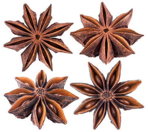 Anise Extract manages stomach issues, chronic conditions such as inflammation, menopause, toothaches, and bone loss.