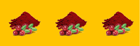 Cranberry+green+vegetables+powder+supplements+Good Morning+product+