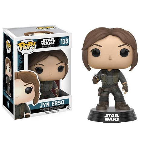 POP Star Wars: SW - Rogue One Jyn Erso