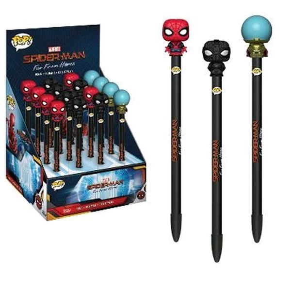ASST: POP Pen toppers - Spider-Man: Far From Home - Fandom
