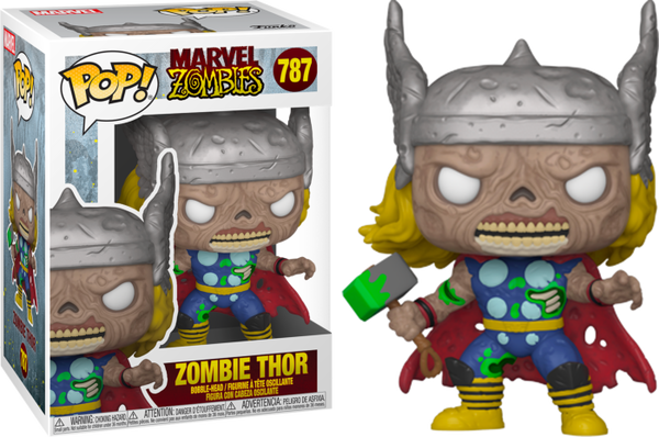 POP Marvel: Marvel Zombies- Thor