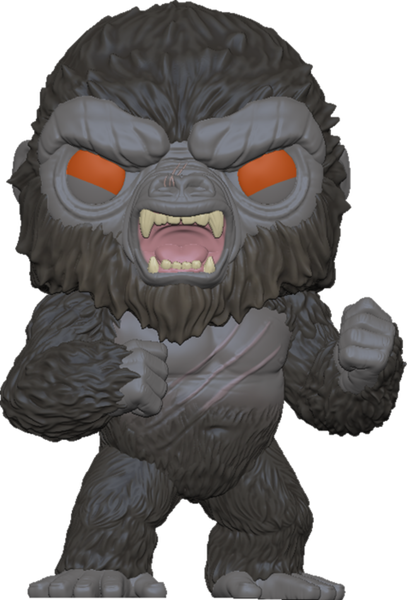 POP Movies: Godzilla Vs Kong- Battle-Ready Kong