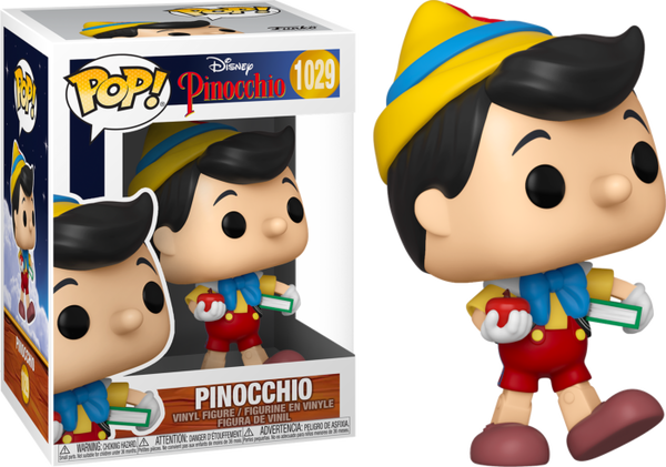 POP Disney:Pinocchio-School Bound Pinocchio