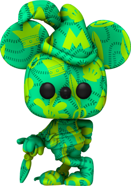 POP Artist Series: Mickey- Brave Little Tailor (Exc)