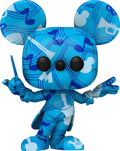POP Artist Series: Mickey- Conductor Mickey (Exc)