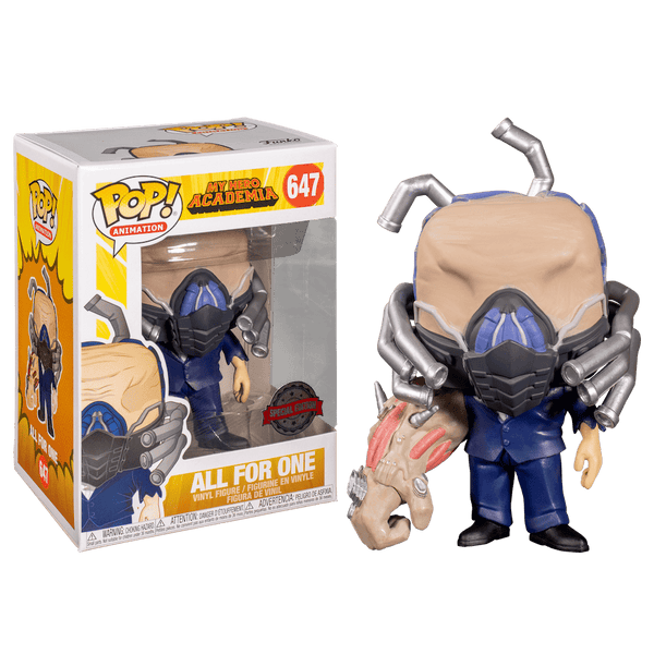 POP Animation: Charged All For One (Exc) - Fandom
