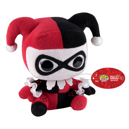 POP Plush Regular: Heroes - Harley Quinn