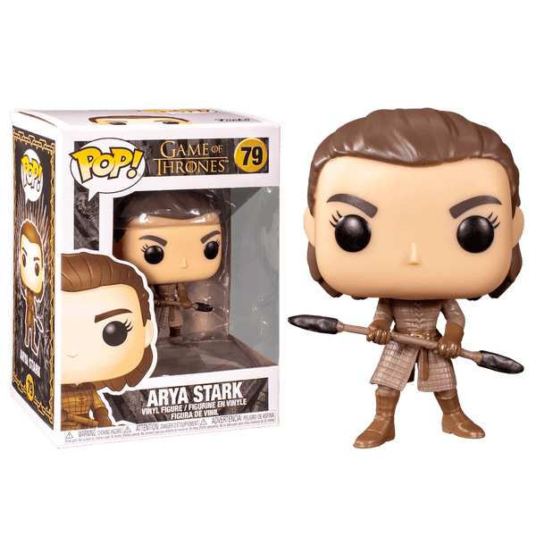 POP TV: GoT - Arya w/Two Headed Spear - Fandom