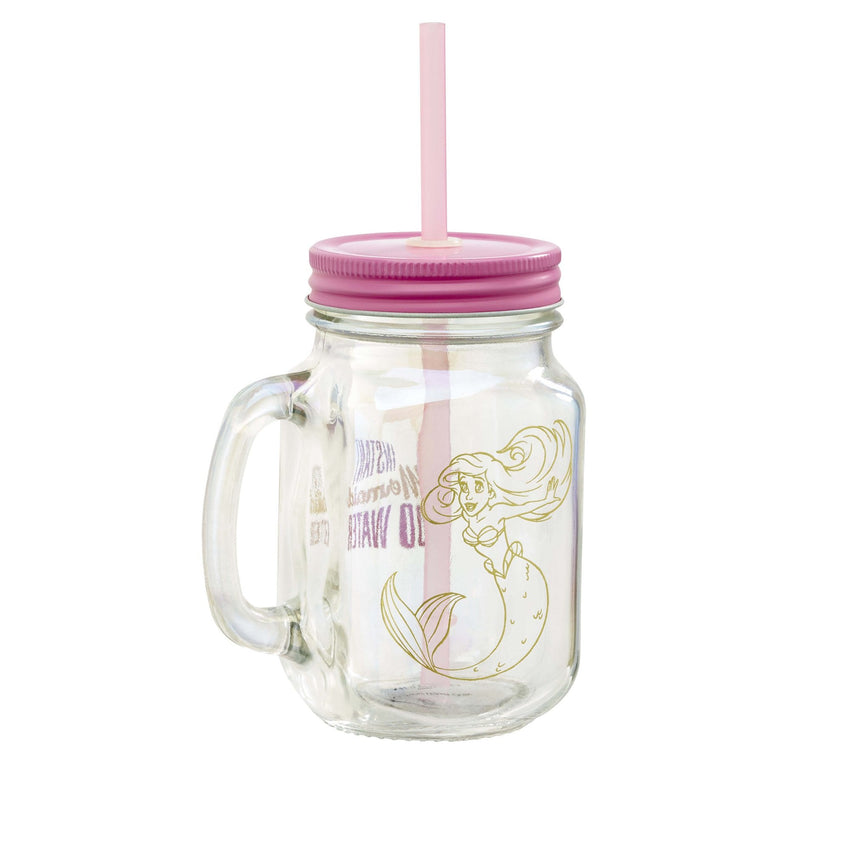Little Mermaid - Mason Jar - Instant Mermaid - Fandom