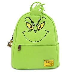 Loungefly The Grinch Cosplay Mini Backpack - Fandom