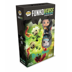 Pop! Funkoverse Rick and Morty - 100 - Base Set - Fandom