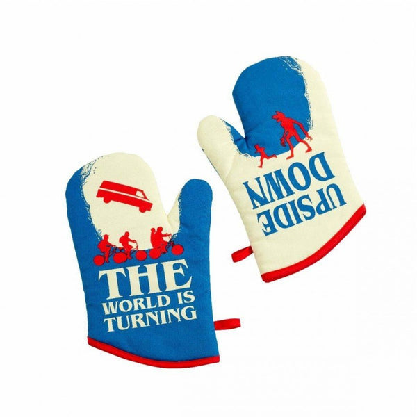 Stranger Things: Oven Glove Set: Upside Down - Fandom