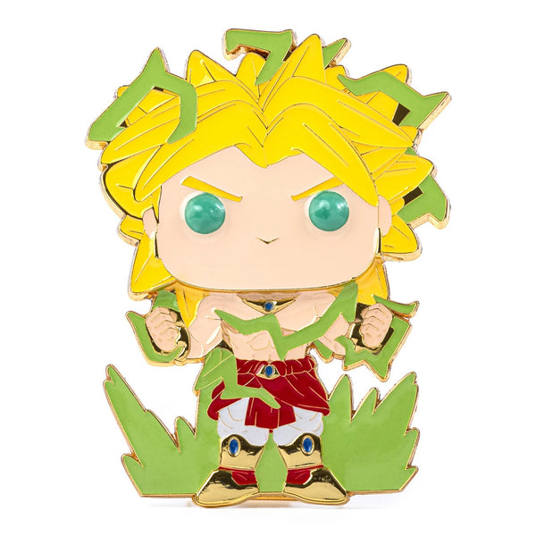 Funko Pop! Pin DBZ:Broly