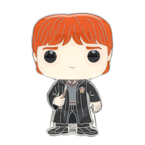 Funko Pop! Pin Harry Potter:Ron Weasley