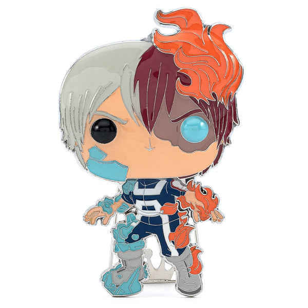 Funko Pop! Pin MHA:Todoroki