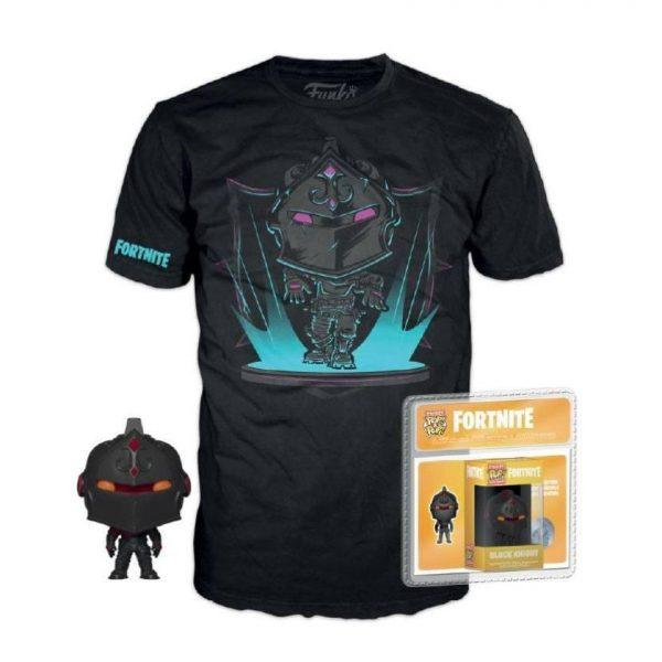 Pocket Pop & Tee: Fortnite - Black Knight - Fandom