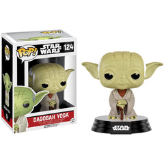 POP Star Wars: Dagobah Yoda - Fandom