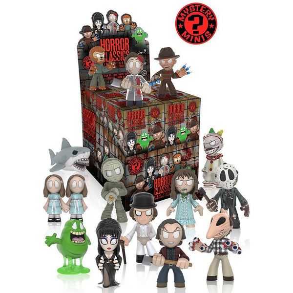 Mystery Mini Blind Box: Horror Collection 3: PDQ (CDU 12) - Fandom