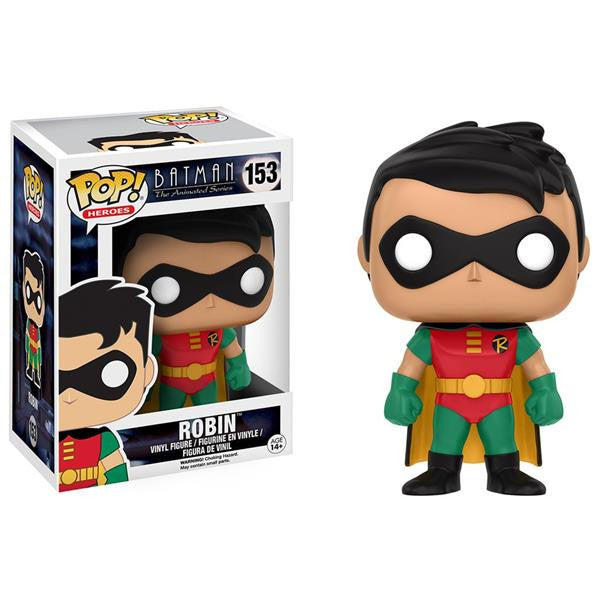 POP Heroes: Animated Batman - BTAS Robin - Fandom