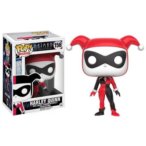 POP Heroes: Animated Batman - BTAS Harley Quinn - Dubai Hero