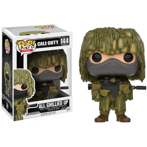 POP! Vinyl: Games: Call of Duty: All Ghillied Up