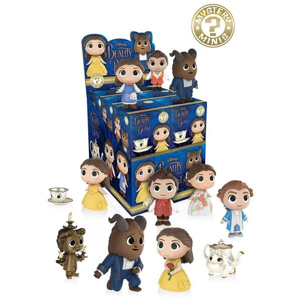 Mystery Mini Blind Box: Disney: Beauty & The Beast 2017: PDQ (CDU 12) - Fandom