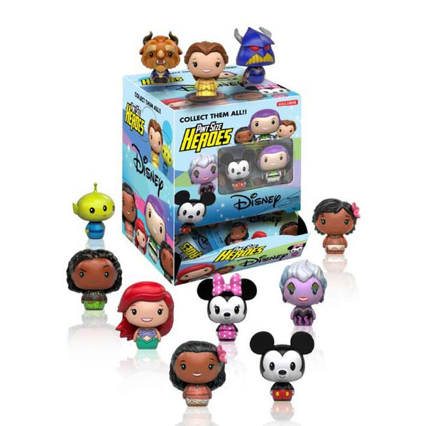 Pint Sized Heroes: Disney: Blindbags 24pc PDQ (CDU 24) (Exc) - Fandom