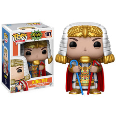 POP Heroes: DC Heroes - King Tut