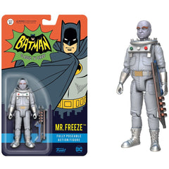 Action Figure: DC Heroes - Mr. Freeze - Fandom