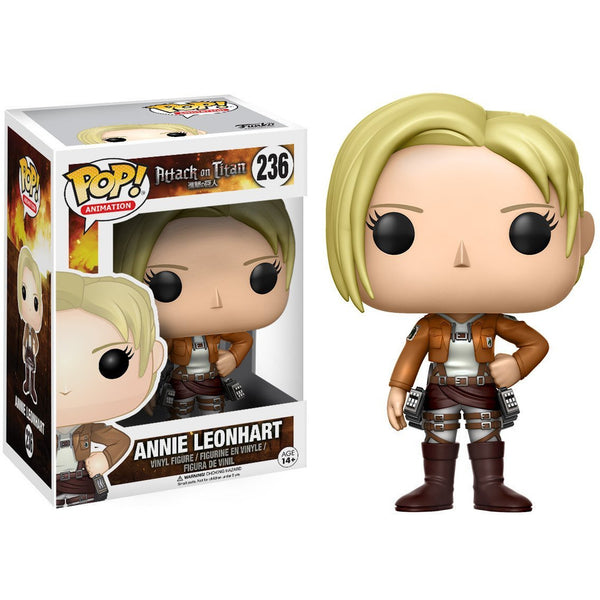 POP! Vinyl: Attack on Titan: Annie  Leonhart - Fandom