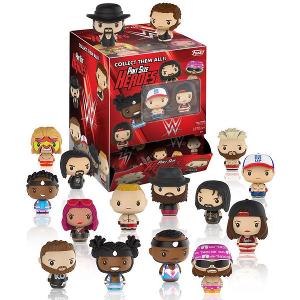 Pint Sized Heroes: WWE Superstars: Blindbags 24pc PDQ - Fandom