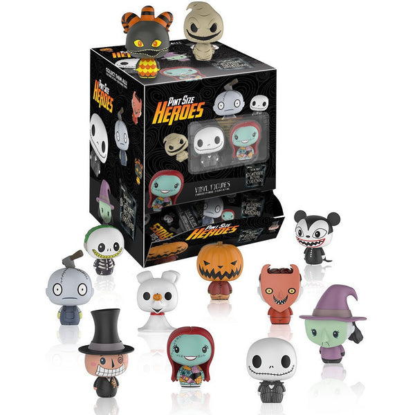 Pint Sized Heroes: Disney: NBX: Blindbags 24pc PDQ (CDU 24) - Fandom