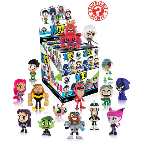 Mystery Mini: TTG S1 - 12PC PDQ - Fandom