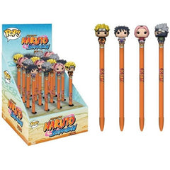 POP! Pen Toppers: Naruto: Assorted 16pc PDQ (CDU 16) - Fandom