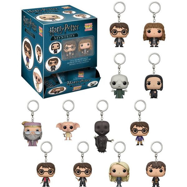 POP Keychain:Harry Potter/24pc PDQ. - Fandom