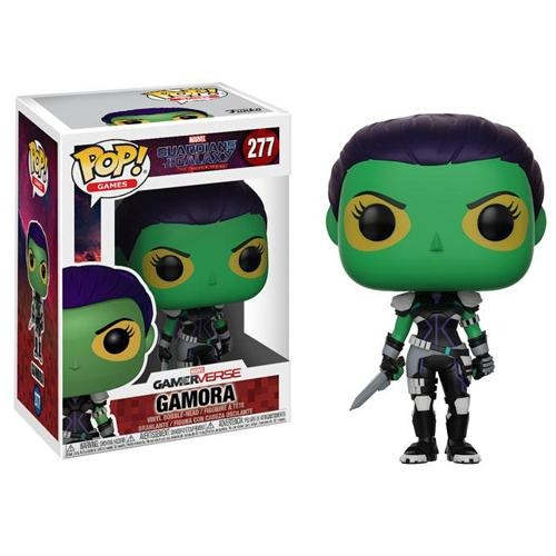 Pop Marvel Games: GOTG TT: Gamora - Fandom