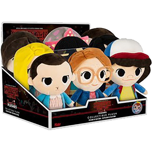 Supercute Plushies: Stranger  Things: 9pc Plush Assortment (Case of 9) - Fandom