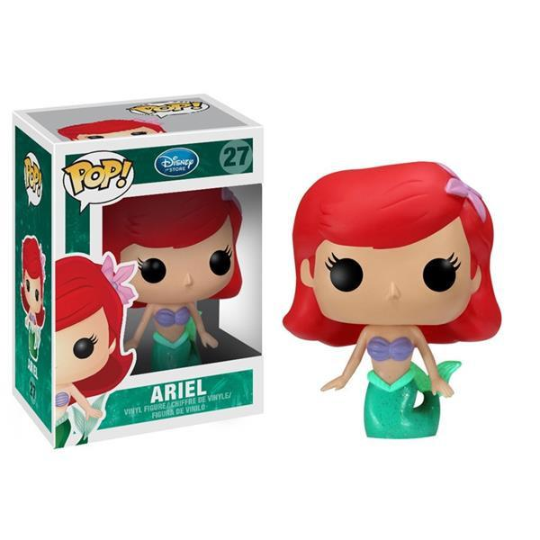POP Disney Series 3: Ariel Little Mermaid VINYL - Fandom