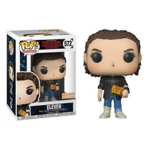 POP! Vinyl: Stranger Things: 'Punk Rock' Eleven (Exc) - Fandom