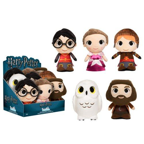 Supercute Plushies: Harry Potter S2: 9pc Plush PDQ (CDU of 9) - Fandom