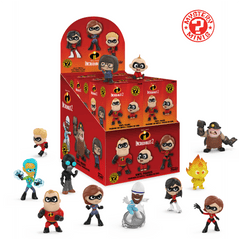 Mystery Mini: Disney: Incredibles 2 - 12 PC PDQ - Fandom