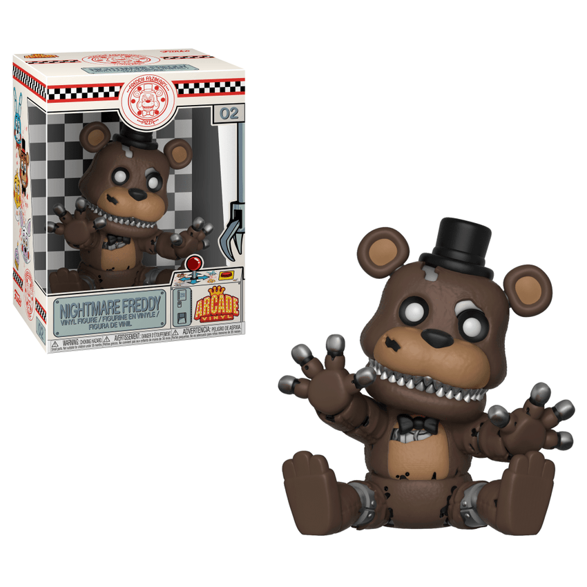 Vinyl Figure: FNAF- Nightmare Freddy - Fandom
