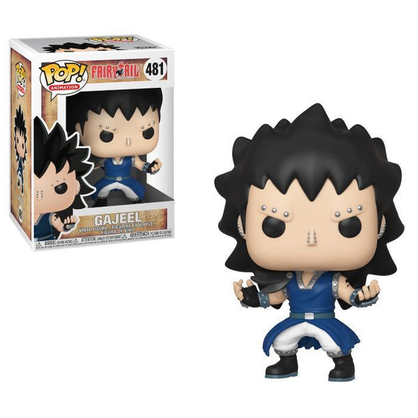 Pop Animation: Fairy Tail S3- Gajeel - Fandom