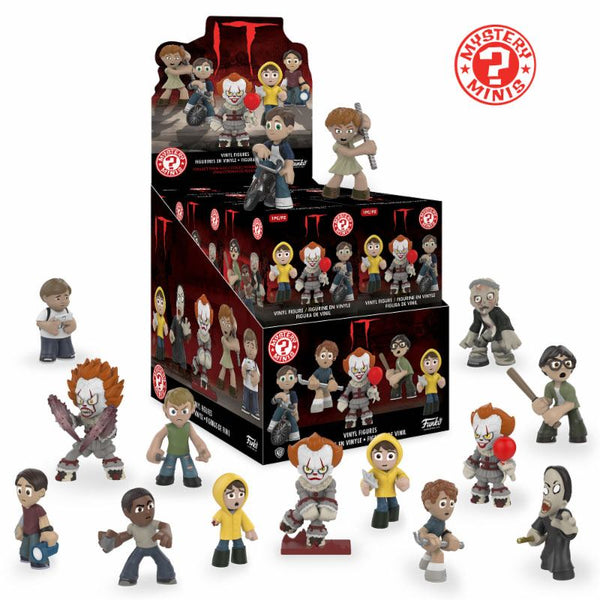 Mystery Minis: IT - 12PK PDQ (ML) - Fandom